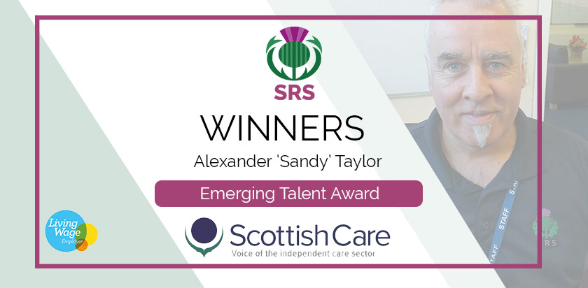 Scottish Care Winners